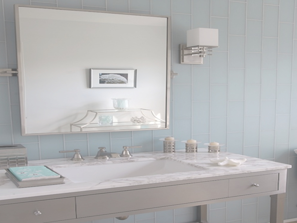 Cool Blue And Gray Bathroom Ideas Lovely Blue Gray Bathroom Smokey Blue inside Blue And Gray Bathroom
