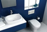 Cool Blue Bathroom Design | Home Design Ideas for High Quality Blue Bathroom Photos