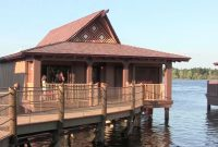 Cool Bora Bora Bungalow Full Tour At Polynesian Village Resort, Walt inside Disney Polynesian Resort Bungalows