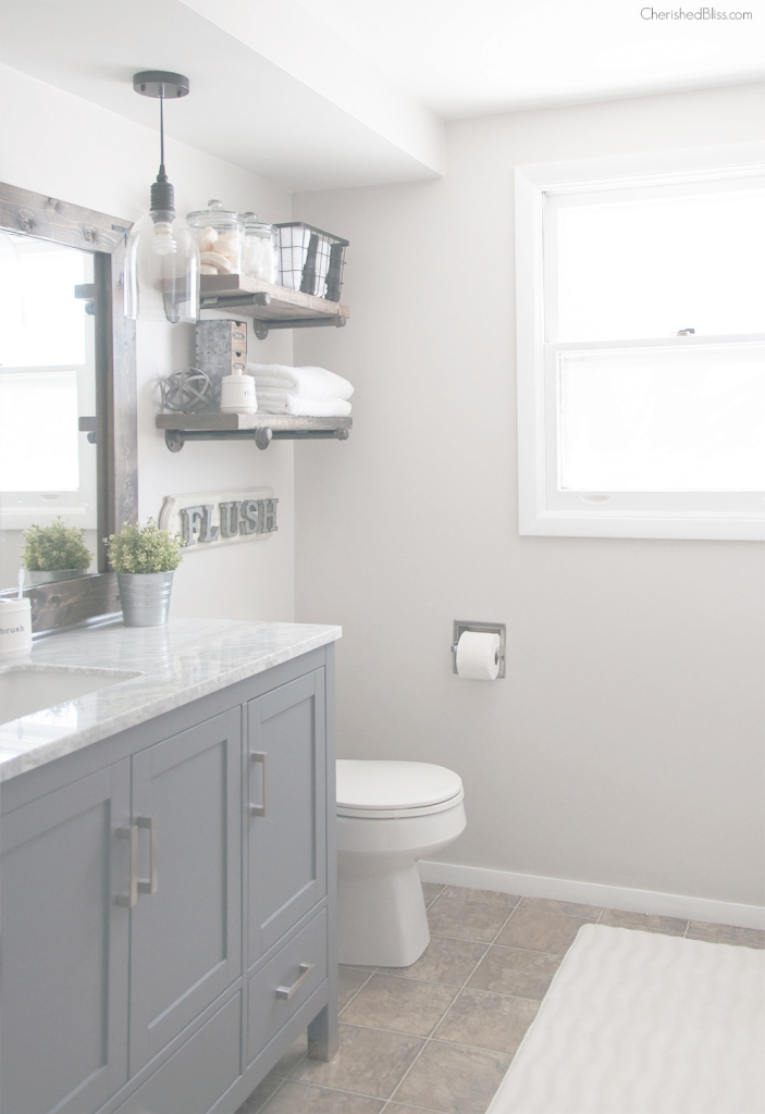 Cool Budget Bathroom Updates: 5 Tips To Affordable Bathroom Makeovers for Awesome Affordable Bathroom Vanities