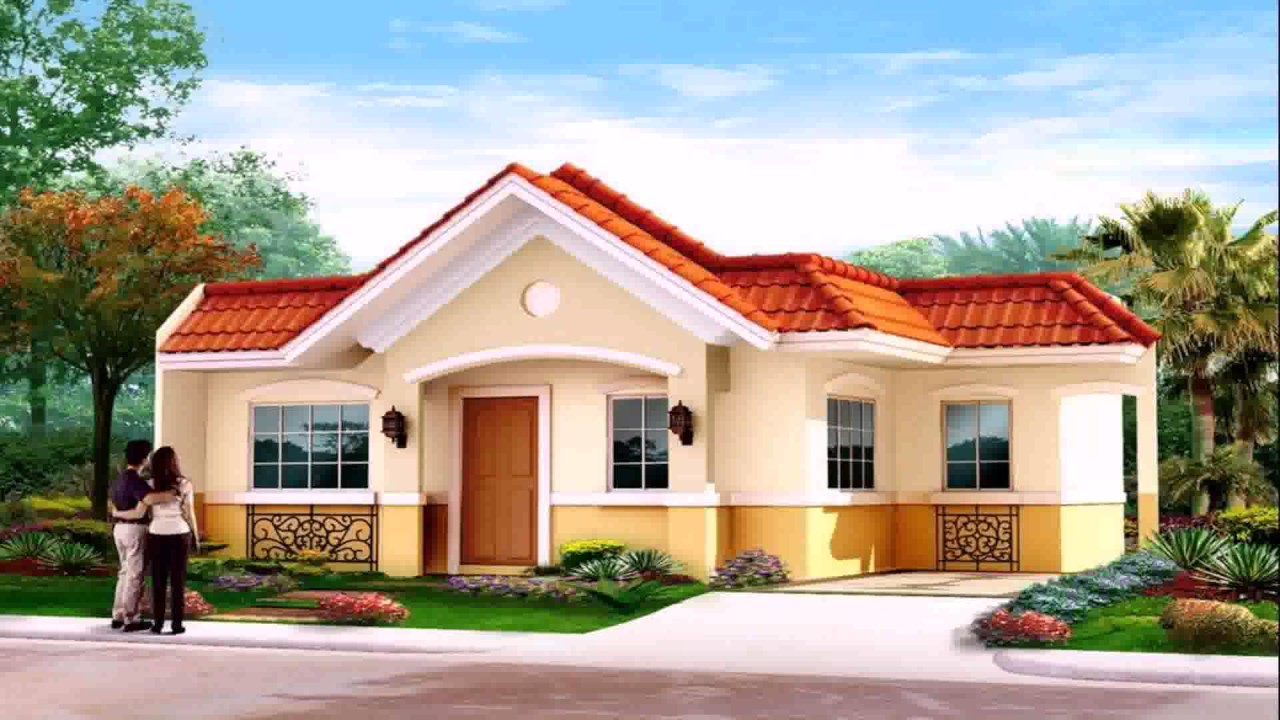 Cool Bungalow House Design With Floor Plan In The Philippines - Youtube for Unique House Design With Floor Plan Philippines