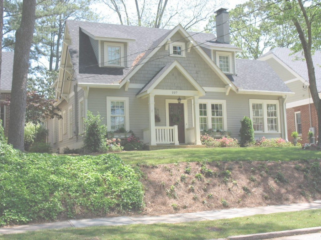 Cool Bungalows–Atlanta Home Styles | Pinterest | Bungalow, Cottage Style for Set What Is A Bungalow Style Home