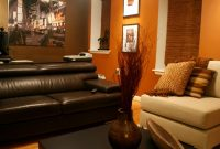 Cool Burnt Orange And Grey Living Room Decor Luxury Livingroom Orange within Luxury Burnt Orange Living Room