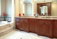 Cool Cabinet Ideas : Bathroom Vanity Cabinets Cottage Style European in Custom Bathroom Cabinets