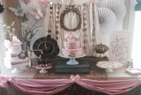 Cool Cinderella Ba Shower Sweets Table 1118X1334 Misait With Regard To in New Sillas Para Baby Shower