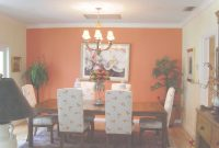 Cool Color Dining Room – Kemist.orbitalshow.co within Awesome Orange Dining Room