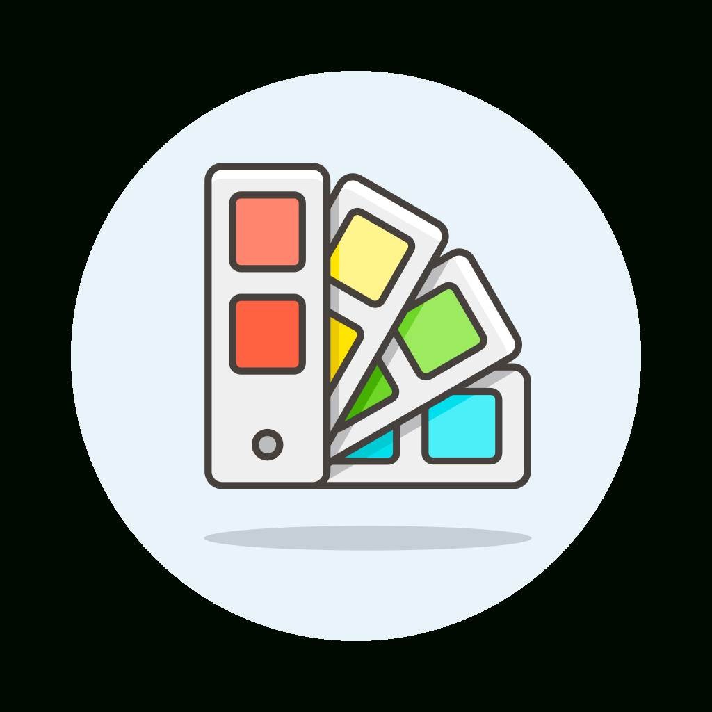 Cool Color Palette Icon | Streamline Ux Free Iconset | Streamline Icons with regard to Elegant Color Palette Icon