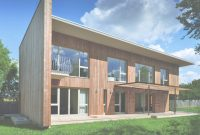Cool Contemporary Wooden House Design-Larix | Home, Building, Furniture with regard to Wood House Design Plans