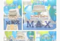 Cool Denise's Shower Colors! | Owl Baby Shower | Pinterest regarding Boy Baby Shower Colors