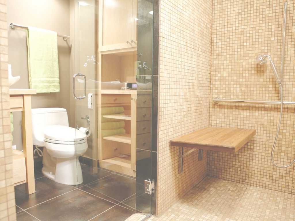Cool Eco-Friendly Cork Flooring In Bathroom | Homesfeed with regard to Cork Flooring For Bathroom