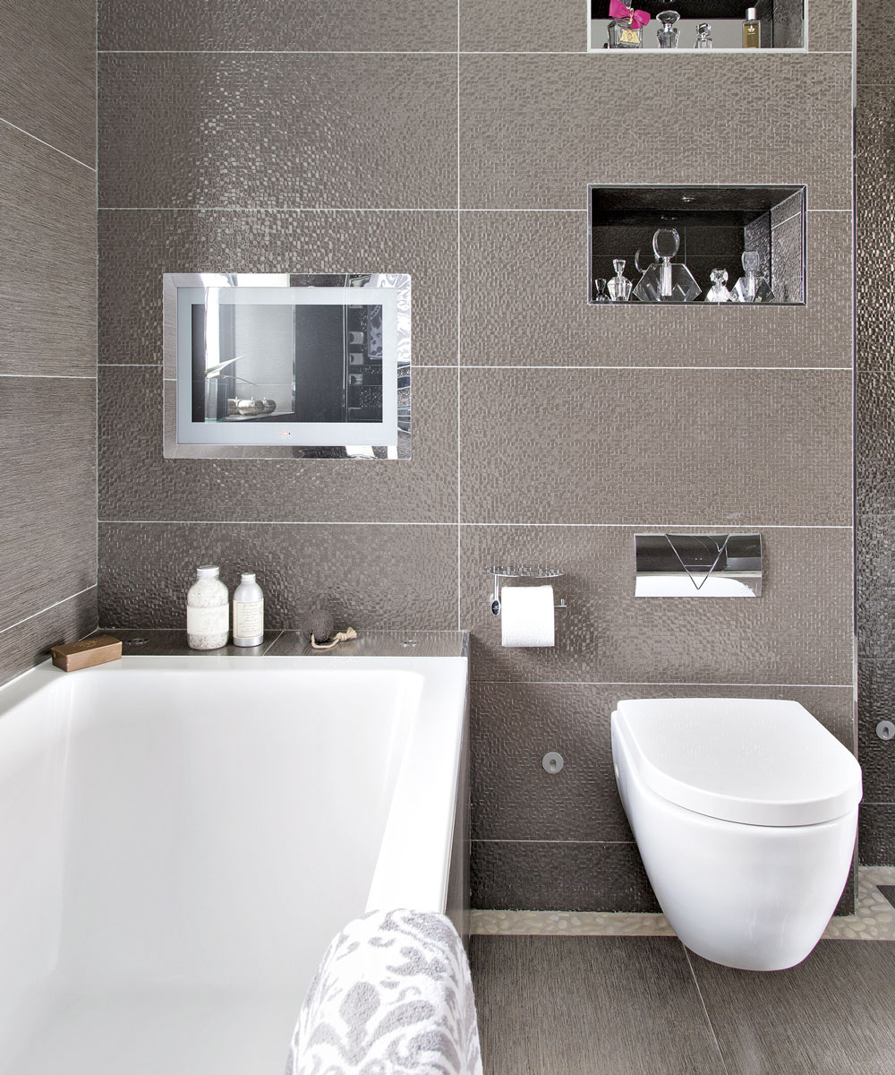Cool En-Suite Bathroom Ideas | Ideal Home within Bathroom Ideas Images