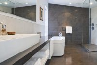 Cool Epoxy Bathroom Floor Coating Bathroom Modern With Duravit Mounted for Epoxy Bathroom Floor