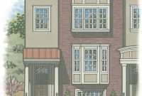 Cool Floor Plans | Northgate Village Rowhomes | North Kansas City within Village House Plans With Photos