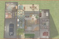 Cool Floor: Sims 2 Floor Plans In Sims 2 House Plans | Cottage House Plan with regard to Sims 2 House Layout