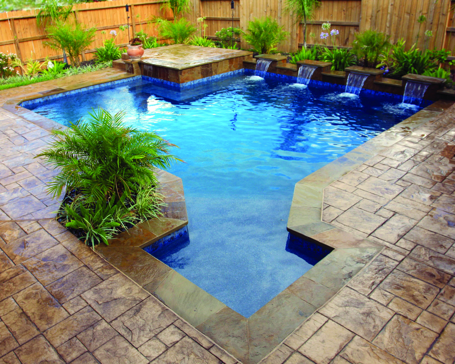 Cool Fort Bend Lifestyles & Homes Magazine Richards Total Backyard inside Richard's Total Backyard Solutions