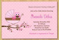 Cool Free Editable Baby Shower Invitation Cards Beautiful Free Printable in Printable Baby Shower Cards