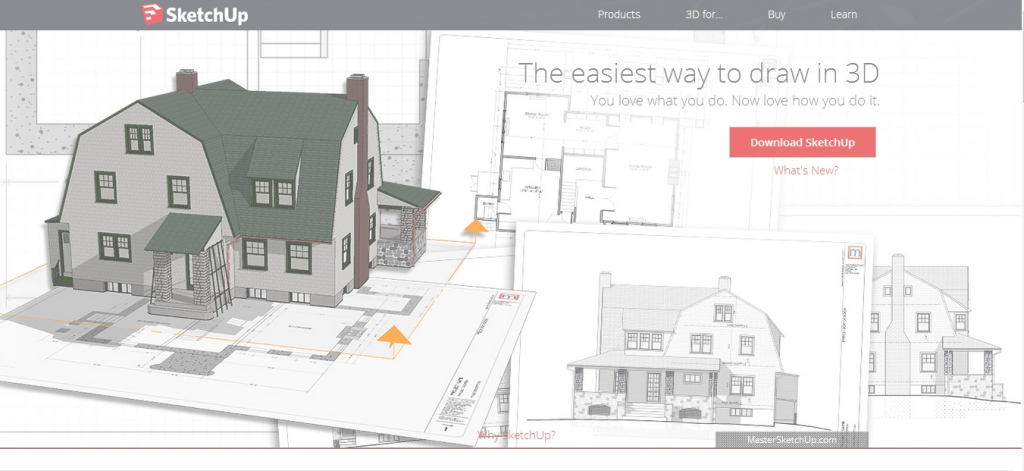 Cool Free Floor Plan Software - Sketchup Review intended for Lovely Google Sketchup House Plans Download Image