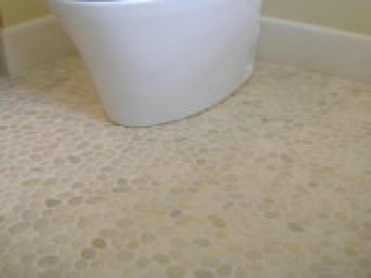 Cool Fresh Choices In Bathroom Flooring | Hgtv inside Cork Flooring Bathroom