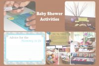 Cool Fun Baby Shower Activities pertaining to When To Have Your Baby Shower