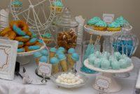 Cool Gender Reveal Parties Twin Cakes Marvelous Babyhower Food Ideas For for Best of Baby Shower Food Ideas For Boy