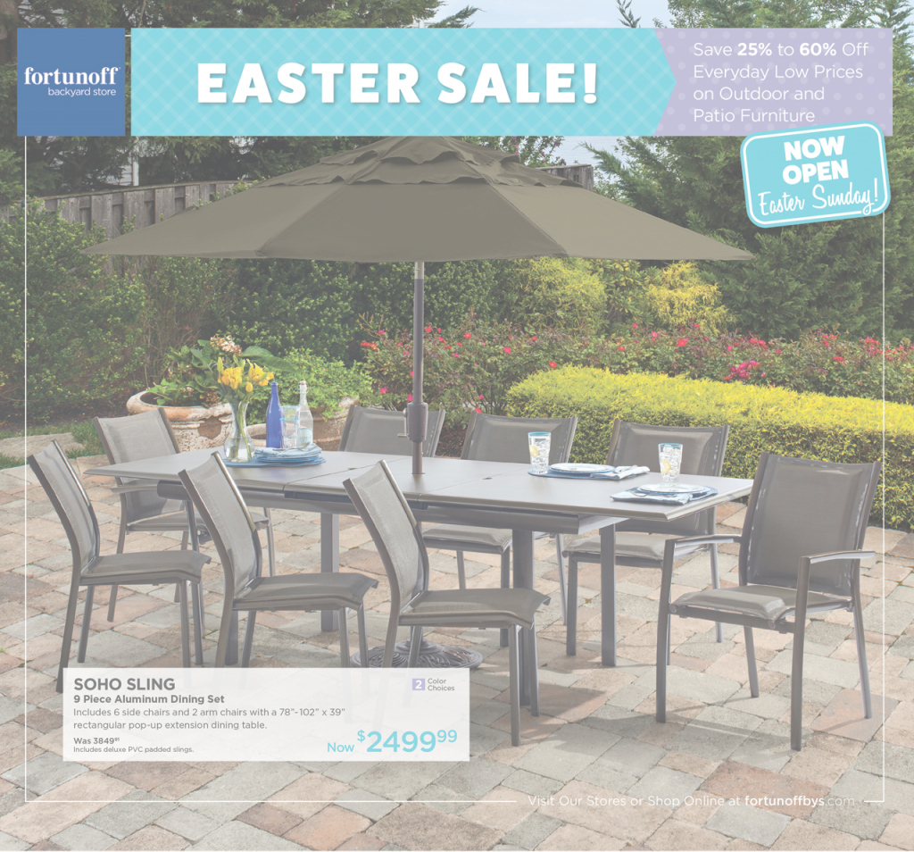 Cool Grand Opening Sale - Florida - Fortunoff Backyard Store regarding Elegant Fortunoff Backyard Store