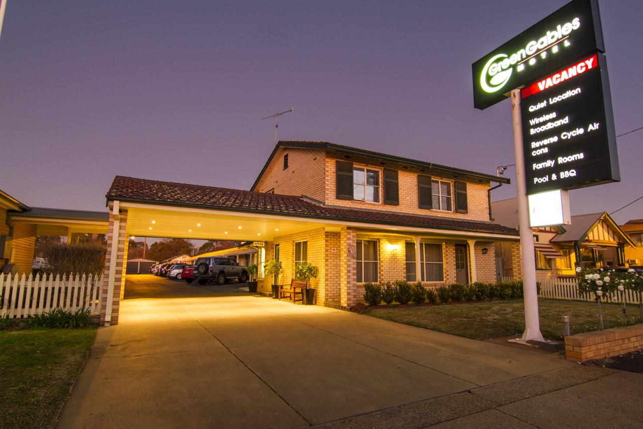 Cool Green Gables Motel, Dubbo, Australia - Booking inside Fresh Garden Hotel Dubbo