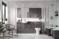 Cool Grey Bathroom Ideas For A Chic And Sophisticated Look throughout Beautiful Bathroom Ideas Images