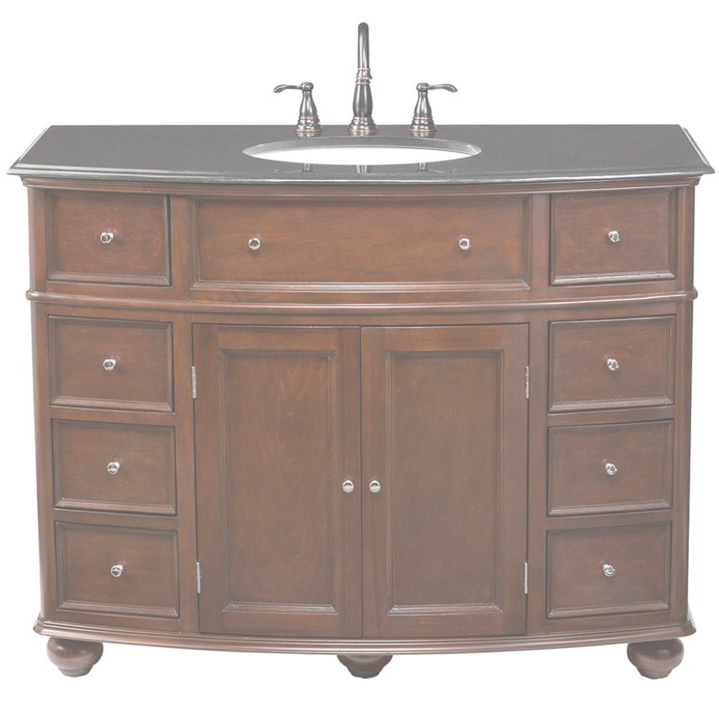 Cool Home Decorators Collection Hampton Harbor 45 In. W X 22 In. D Bath for Home Depot Bathroom Vanity Sale