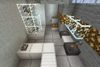 Cool Home Design Idea: Bathroom Ideas In Minecraft with Minecraft Bathroom Ideas