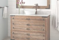 Cool Home Designs : Weathered Wood Bathroom Vanity 24 Mr131 Chardonnay intended for Inspirational Weathered Wood Bathroom Vanity