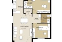 Cool Home Plan Design India Beautiful Indian Home Design 2Bhk regarding Indian Home Plans