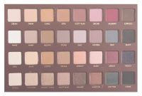 Cool Hot 32 Warm Color Pro Cosmetic Matte Eyeshadow Palette Makeup Kit with regard to 32 Color Palette