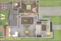 Cool House: Modern Design Sims 2 House Plans: Sims 2 House Plans with Awesome Sims 2 House Layout