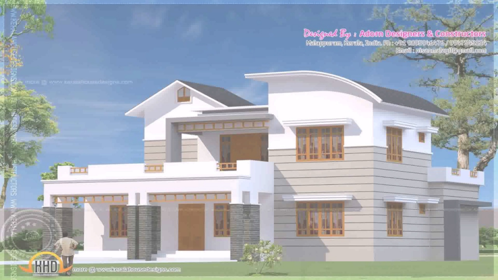 Cool House Plans Kerala Style Below 2000 Sq Ft - Youtube regarding House Plans With Photos In Kerala Style