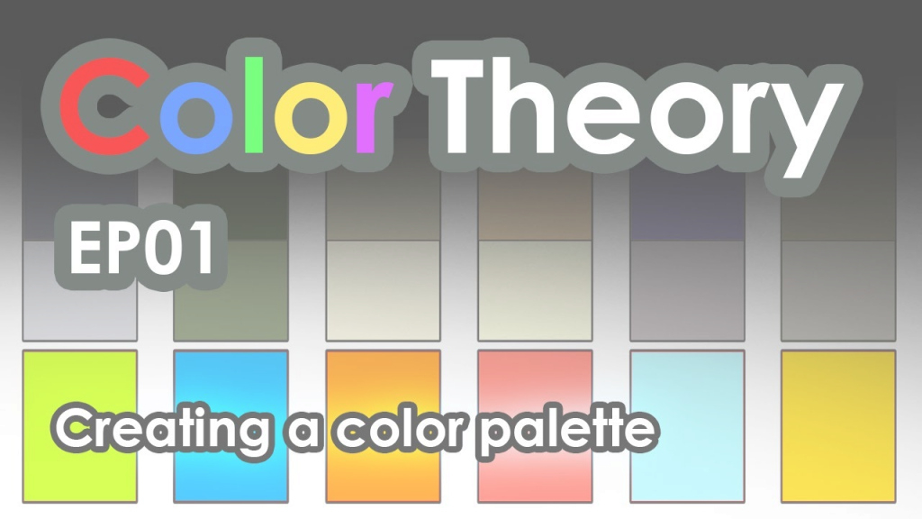 Cool How To Create A Good Color Palette - Youtube regarding Set 32 Color Palette