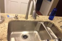 Cool How To Unclog A Double Kitchen Sink With Standing Water – Hydj inside How To Unclog A Double Kitchen Sink