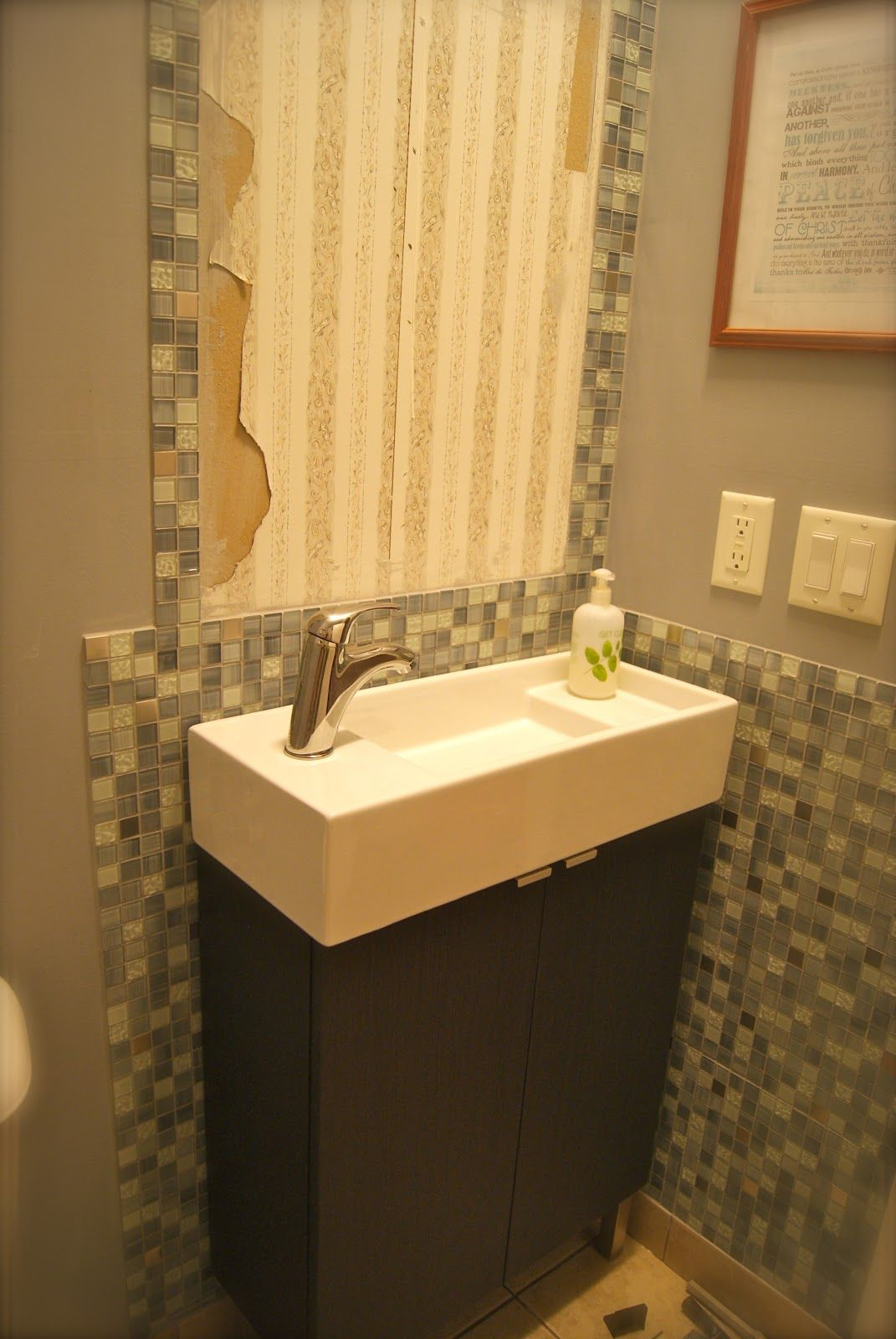 Cool Ikea Bathroom For Small Bathroom Remodel | For The Home | Pinterest throughout Review Small Sinks For Small Bathrooms