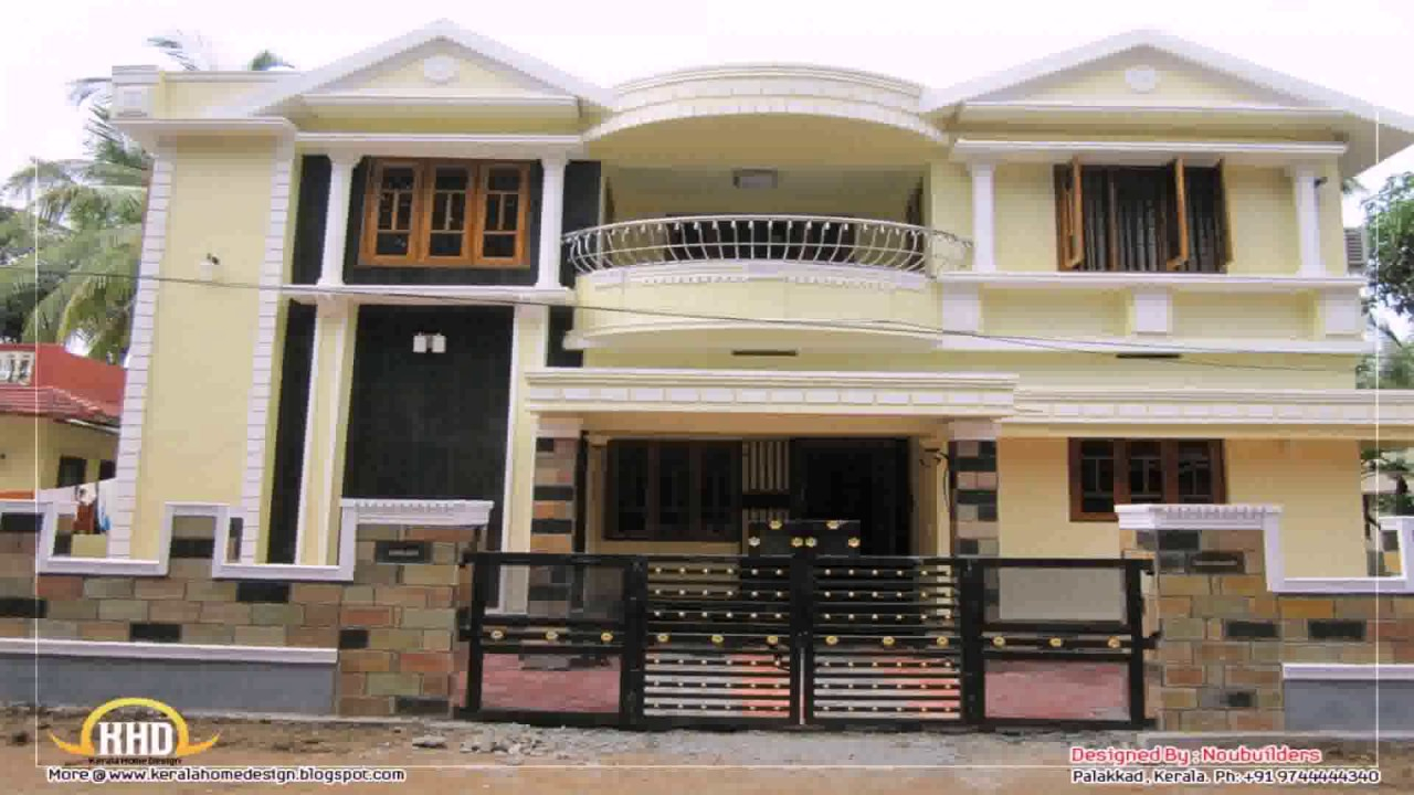 Cool Indian Style House Plans Free - Youtube pertaining to Indian Home Plans