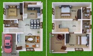 Cool Indian Vastu House Plans For 30X40 East Facing - Youtube regarding Beautiful 30 40 Site House Plan East Facing
