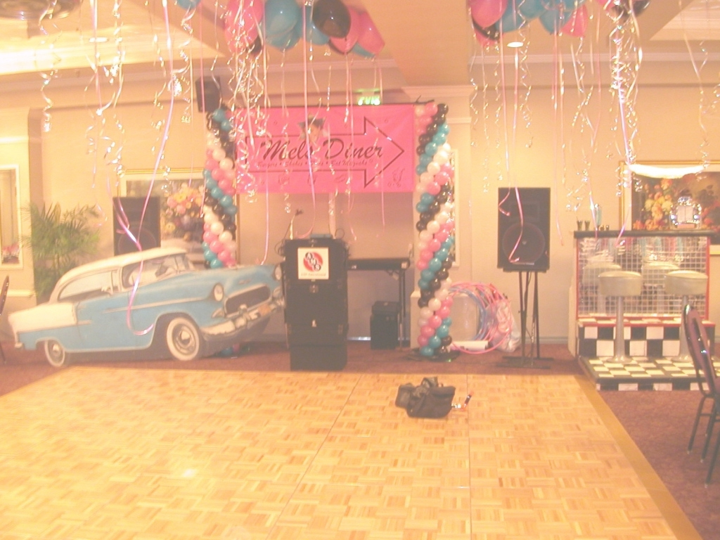 Cool Interior Design : Amazing 50S Theme Party Decorations Decoration with regard to 50S Theme Party Decorations