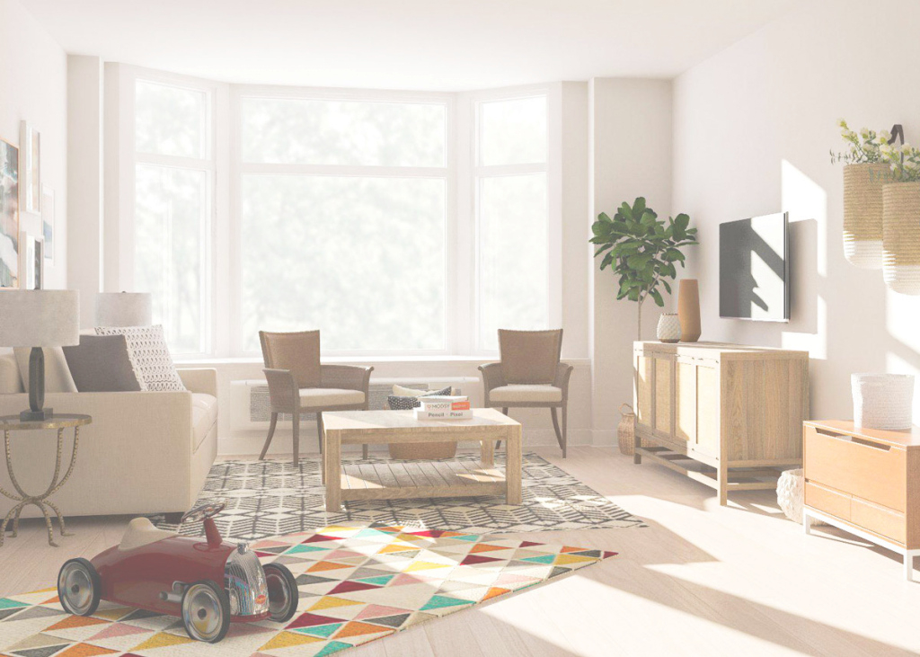 Cool Kids Design Ideas: 8 Ways To Make Your Living Room A Playroom intended for A Living Room