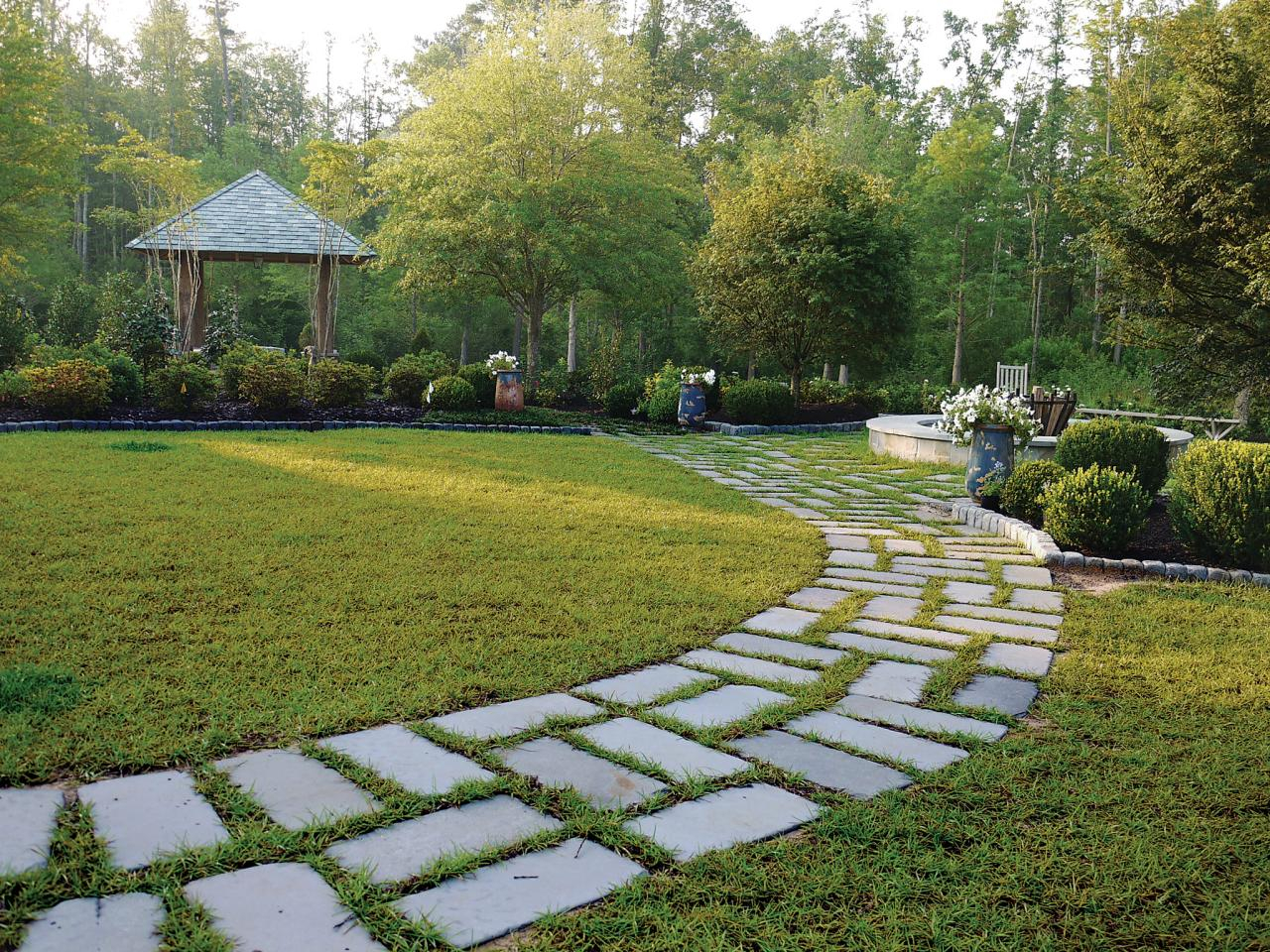 Cool Landscape Design Supplies And Materials | Hgtv within Landscape Design Images