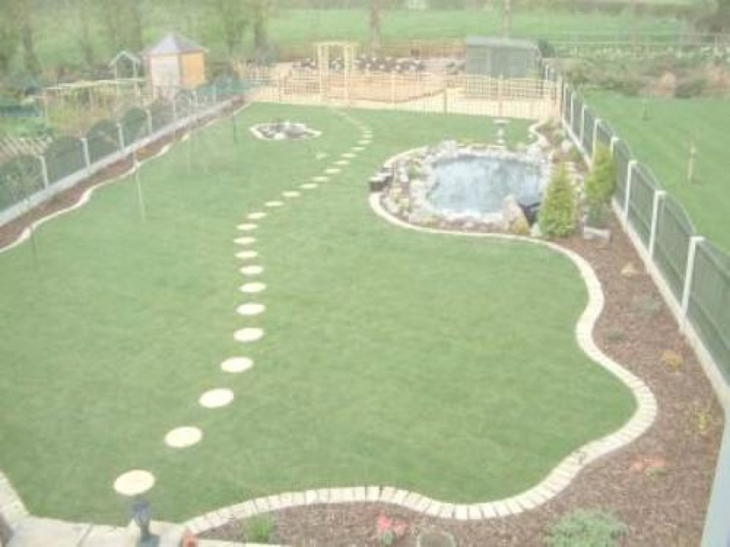 Cool Landscaping Ideas For Big Backyards On Backyard Ideas Without Grass with regard to Big Backyard Ideas
