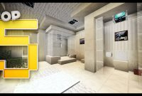 Cool Minecraft – Bathroom Designs & Ideas – Youtube regarding Minecraft Bathroom Ideas