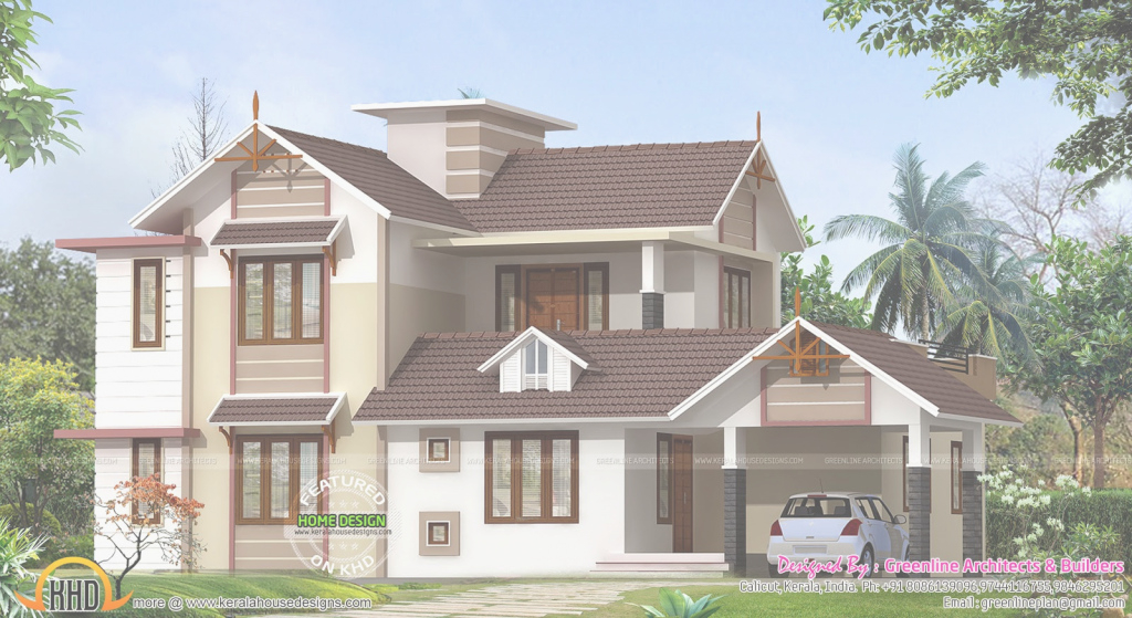 Cool New House Design Collection pertaining to New House Design Photos