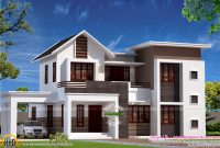 Cool New House Design In 1900 Sq-Feet – Kerala Home Design And Floor intended for Lovely New House Design Pictures