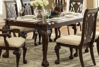 Cool Norwich Warm Cherry Dining Table For $539.94 – Furnitureusa for The Dining Rooms Norwich