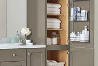 Cool Our Top 2018 Storage And Organization Ideas—Just In Time For Spring with Master Bathroom Vanity