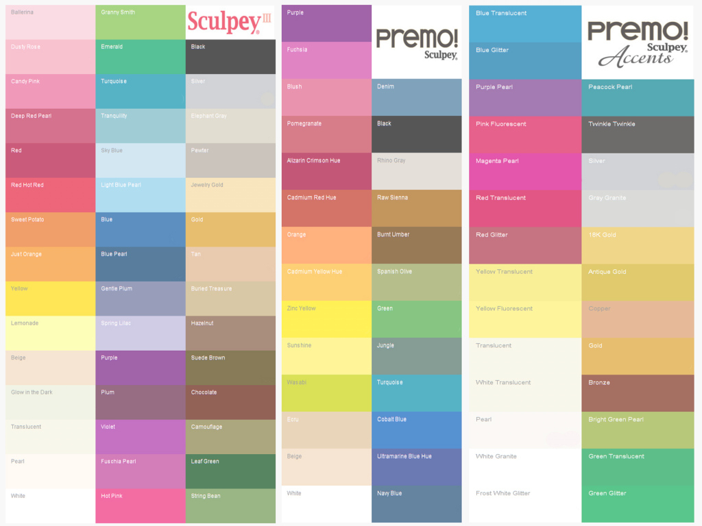 "Cool Peaceleaf Jewelry Color Palette"" within Color Palette With Names"