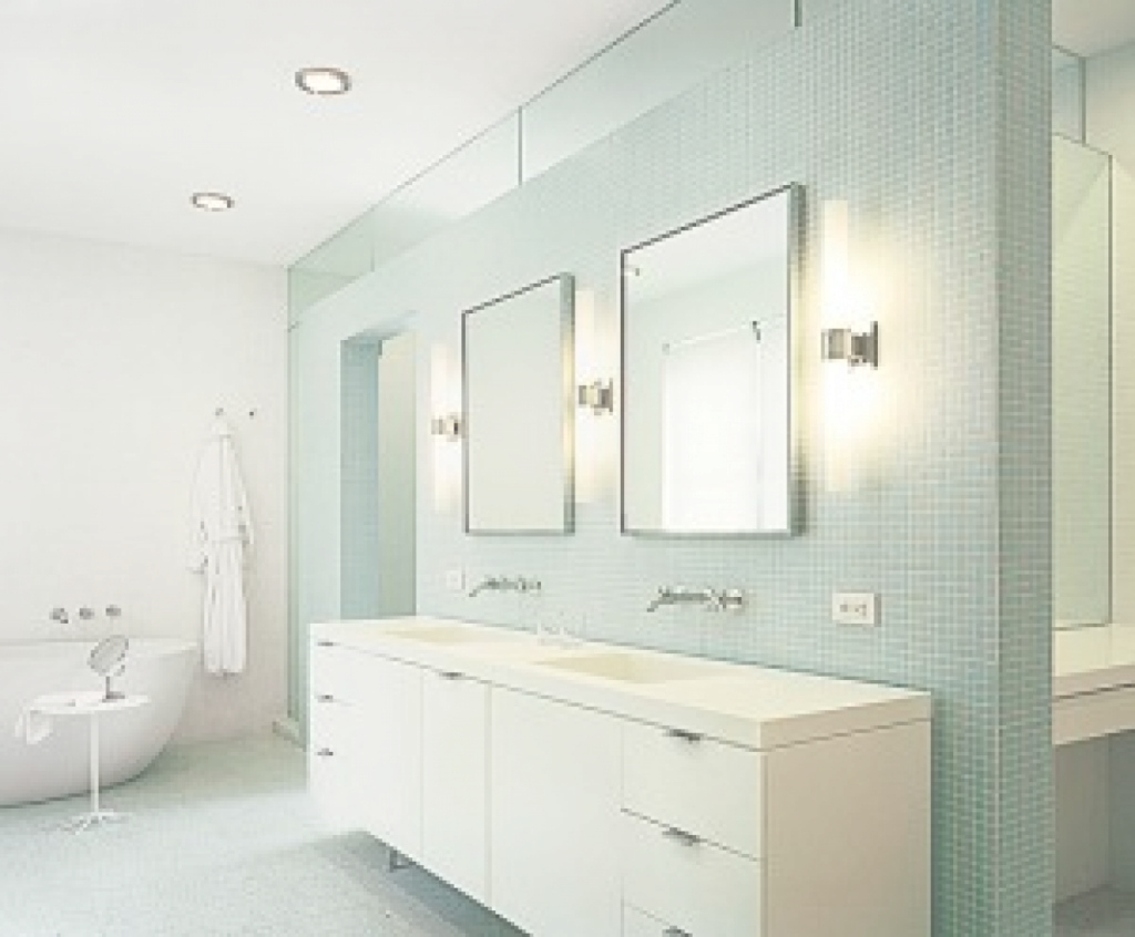 Cool Picking The Right Bathroom Vanity Lighting - Safe Home Inspiration inside Set Bathroom Vanity Lighting